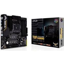 Základní deska Asus TUF GAMING B450M-PRO II Socket AMD AM4 Tvarový faktor ATX Čipová sada základní desky AMD® B450