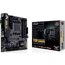 Základní deska Asus TUF GAMING B450M-PLUS II Socket AMD AM4 Tvarový faktor Micro-ATX Čipová sada základní desky AMD® B450