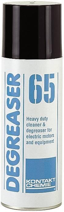 Čistič elektroniky DEGREASER 65 CRC Kontakt Chemie DEGREASER 65, 11309-AF 200 ml