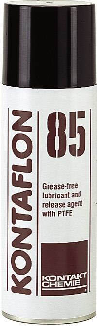 Suché mazivo KONTAFLON 85 s obsahem PTFE CRC Kontakt Chemie, KONTAFLON 85, 80009-AE 200 ml