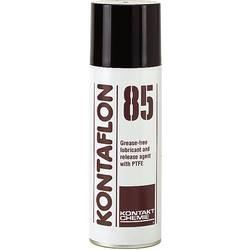 Suché mazivo KONTAFLON 85 s obsahem PTFE Kontakt Chemie, KONTAFLON 85, 80009-AE 200 ml