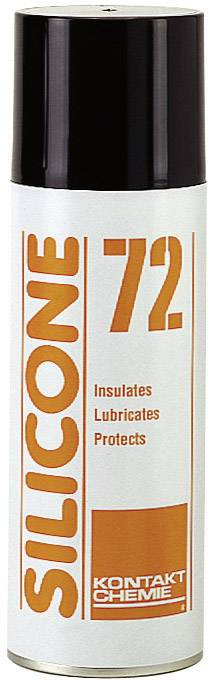 Silikonový olej ve spreji Kontakt Chemie, SILICONE 72, 73509-AE 200 ml