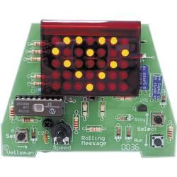 Běžící text s 35 LED grafickým displejem Velleman MK124, 9 - 12 V/DC