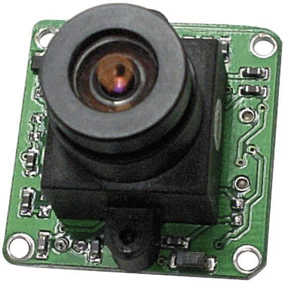 CMOS senzory a moduly minikamer