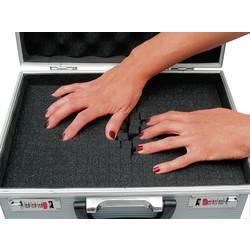 Hliníkový kufr s pěnovou výplní Viso STC931P, 455 x 330 x 150 mm
