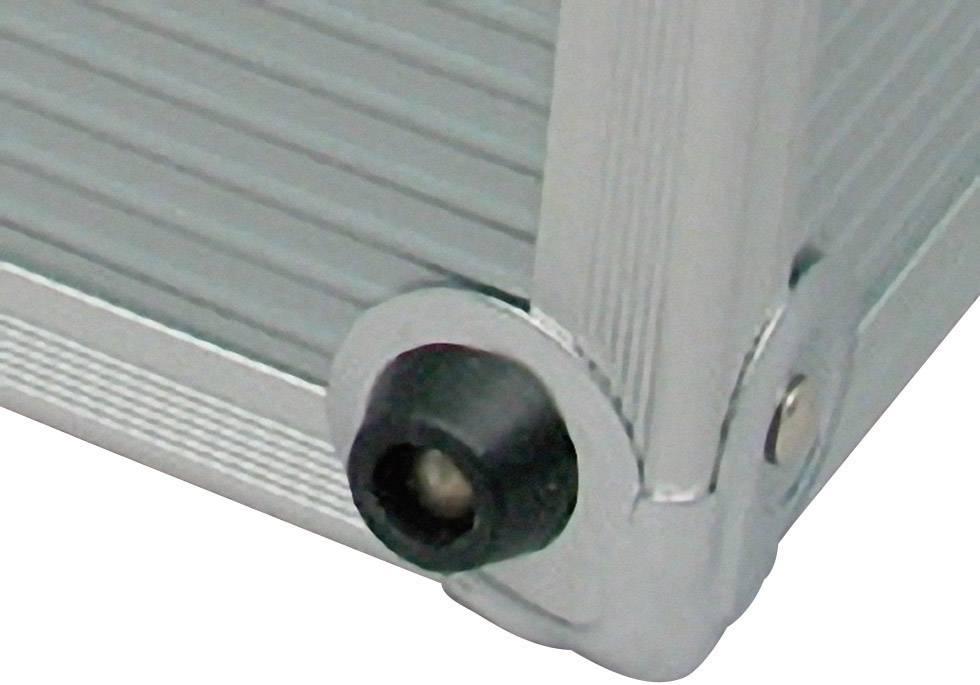 Hliníkový kufor s penovou výplňou Viso STC961P, 520 x 280 x 100 mm