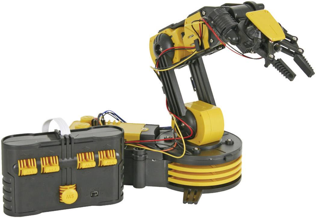 Stavebnica robotickej ruky Velleman KSR10
