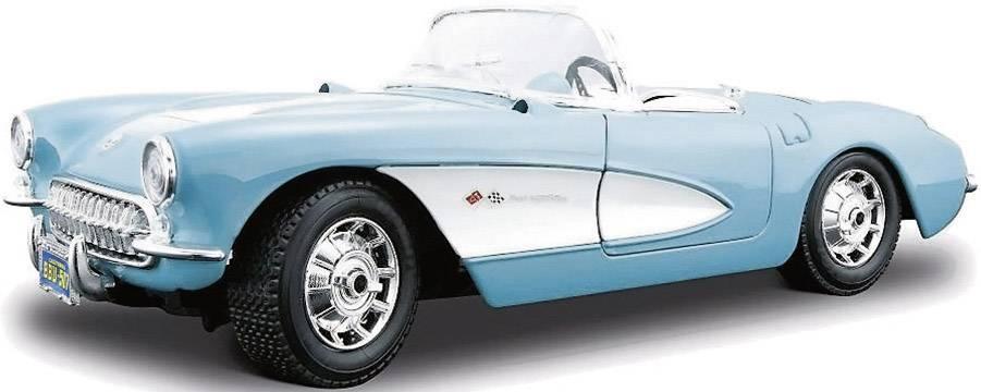 Kovové modely áut