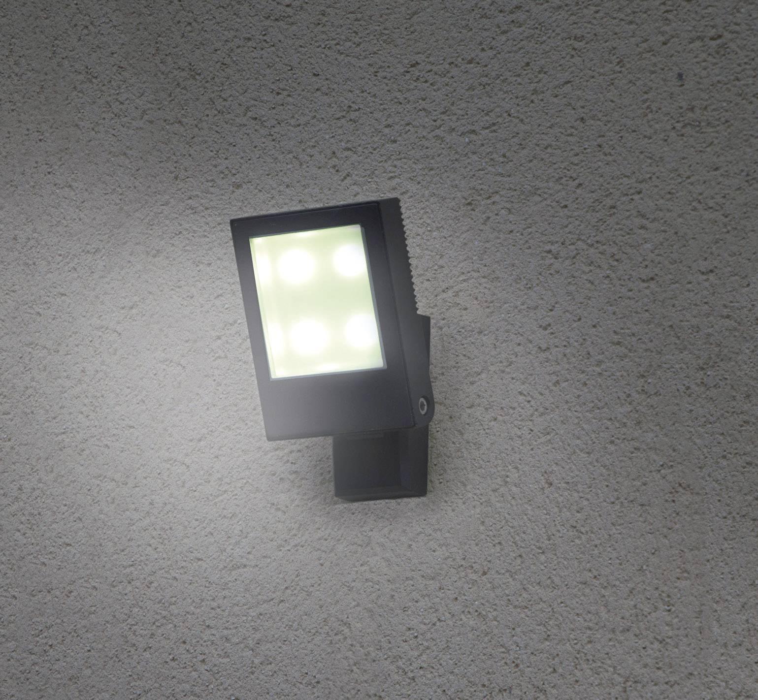 Vonkajšie nástenné LED svietidlá