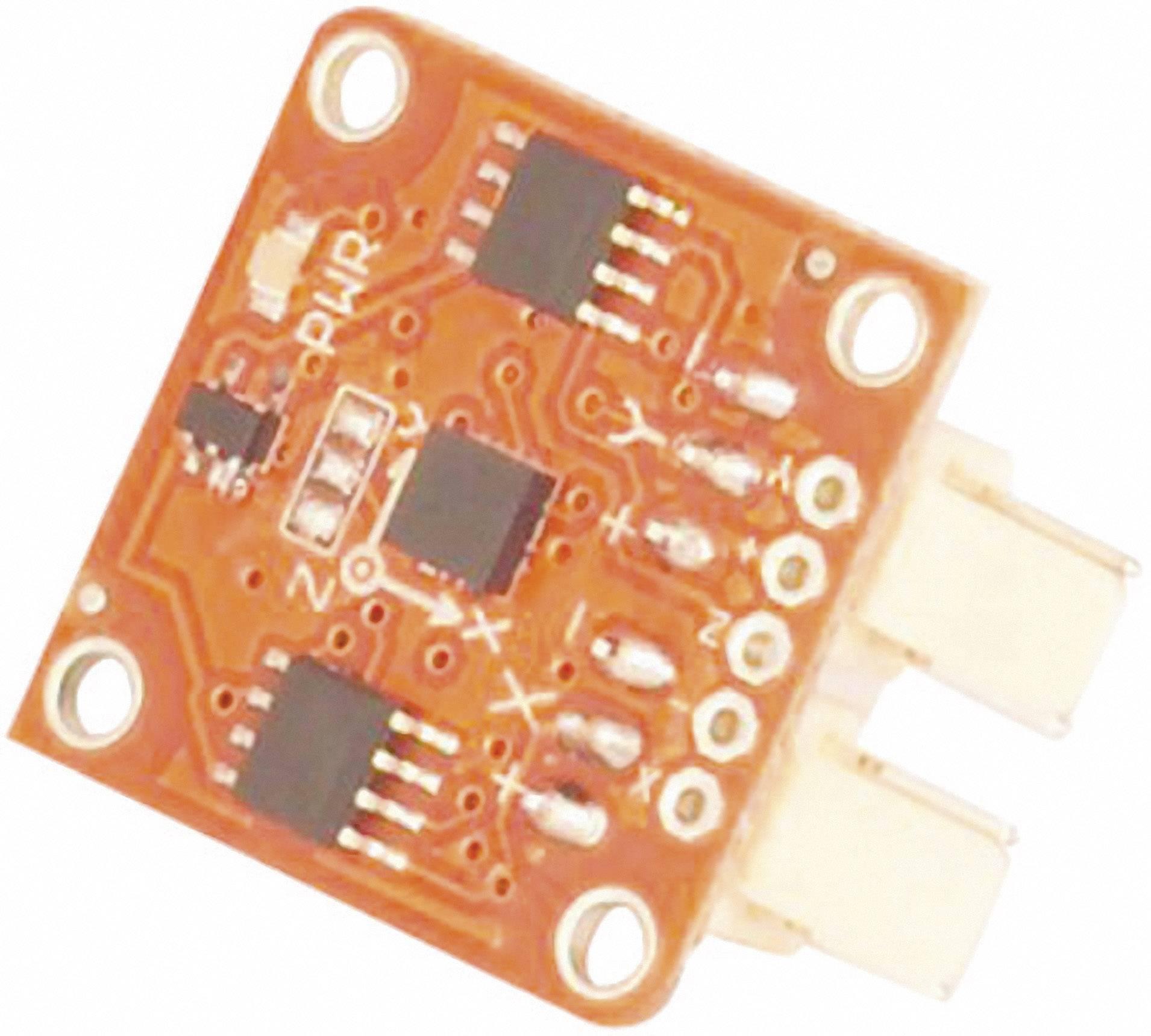 Polohový senzorový modul (akcelometer) Arduino T000020