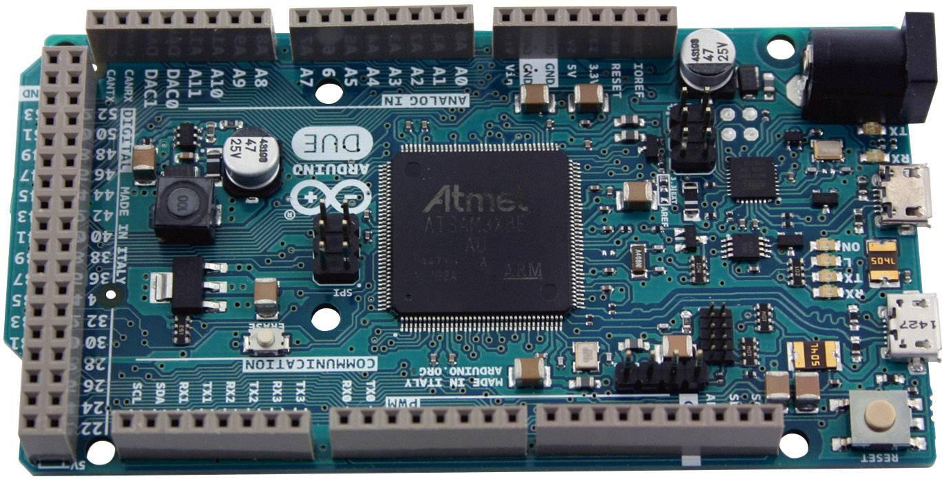 Vývojová doska Arduino DUE