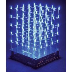 LED stavebnica kocka Velleman K8018B, 9 V/DC, stavebnica