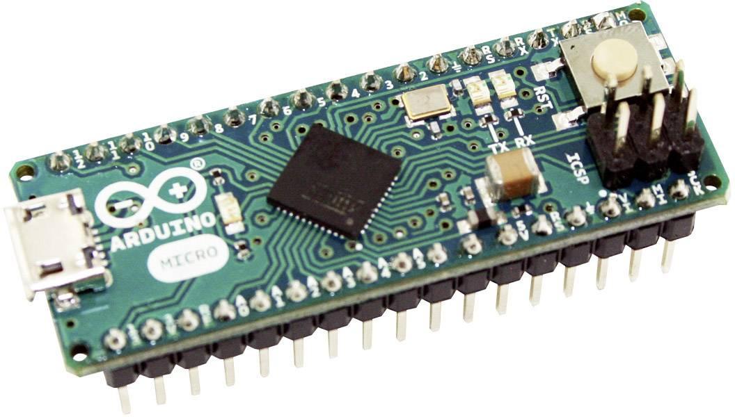 Doska (ATmega32u4) Arduino A000053