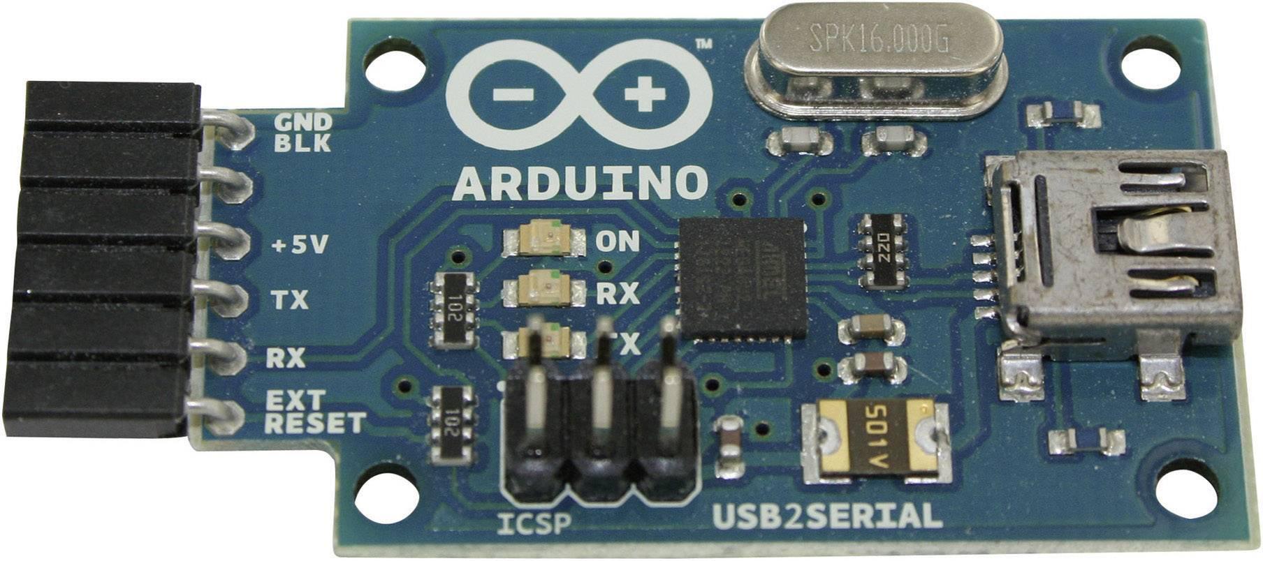 Převodník z USB na sériový výstup Arduino DVARA000107