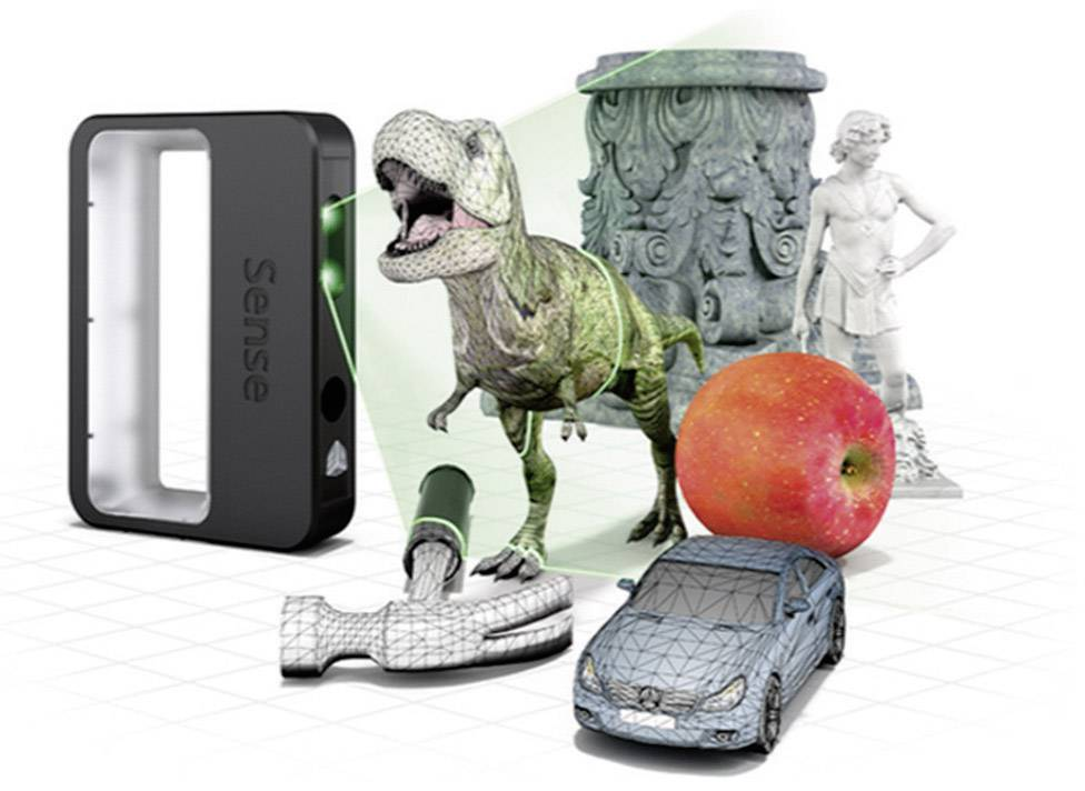 3D skener 3D Systems Cubify Sense 2
