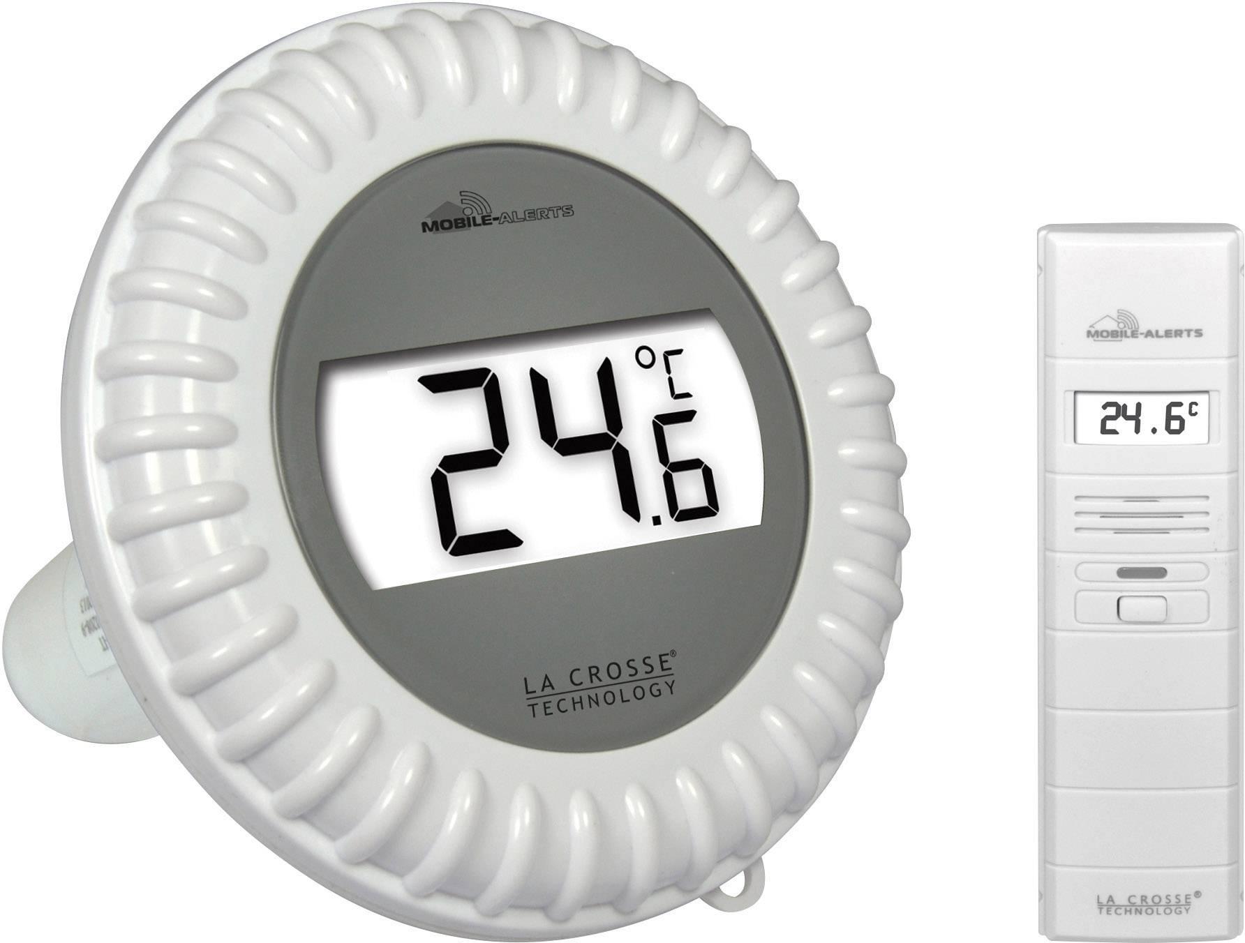 Teplotní/vlhkostní senzor La Crosse Technology MA10700