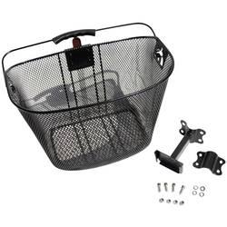 Nákupní košík SXT Scooters SP0038 Vhodné pro: elektroskútr SXT černá
