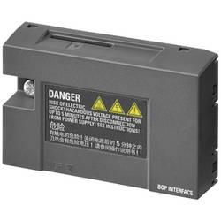 Rozhraní ovládacího panelu Siemens Sinamics V20 6SL3255-0VA00-2AA0