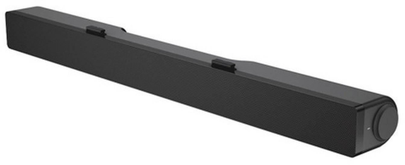 PC reproduktory Dell AC511, kabelový, 2.5 W, černá