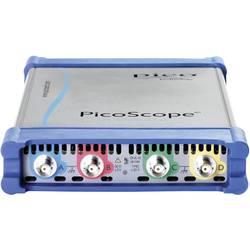 USB, PC osciloskop pico PP884, 250 MHz, 4-kanálová, kalibrácia podľa (ISO)