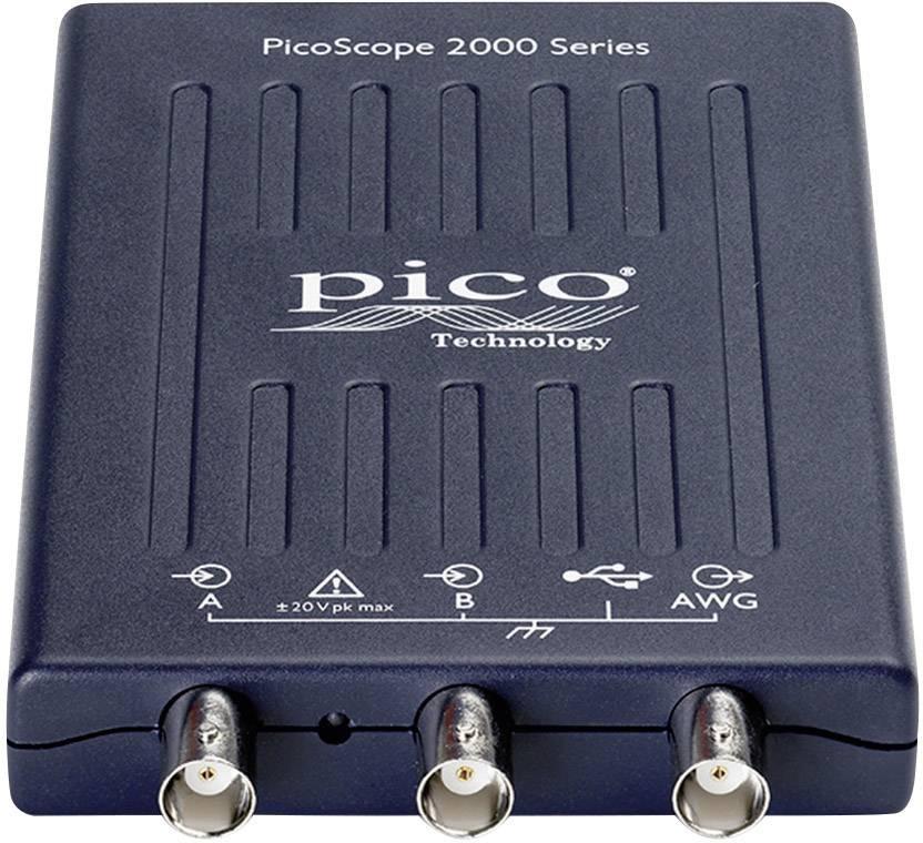USB, PC osciloskop pico 2204A, 10 MHz, 2-kanálový