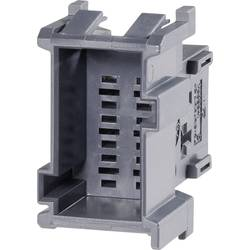 Zásuvkové púzdro na kábel TE Connectivity J-P-T 1-967626-6, 35.5 mm, pólů 9, rozteč 5 mm, 1 ks