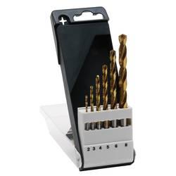 Sada špirálových vrtákov do kovu Bosch Accessories 2609255113, N/A, HSS, 1 sada