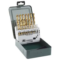 Sada špirálových vrtákov do kovu Bosch Accessories 2609255114, N/A, HSS, 1 sada