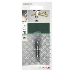 Záhlubník HSS Bosch Accessories 2609255116, válcová stopka, 8 mm, 1 ks