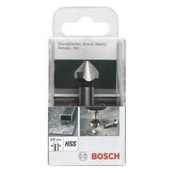Kužeľový záhlbník HSS Bosch Accessories 2609255123, valcová stopka, 16.5 mm, 1 ks
