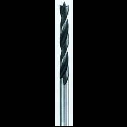 Špirálový vrták do dreva Bosch Accessories 2609255203, 6 mm, 92 mm, 1 ks
