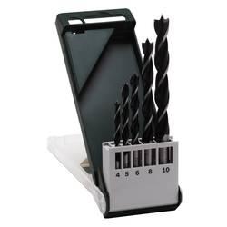 Sada špirálových vrtákov do dreva Bosch Accessories 2609255214, 4 mm, 5 mm, 6 mm, 8 mm, 10 mm, 1 sada