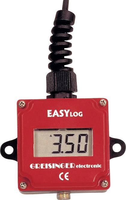 Čítač impulzů s dataloggerem Greisinger EASYLog 40IMP/T, 1999 až 9999 digit