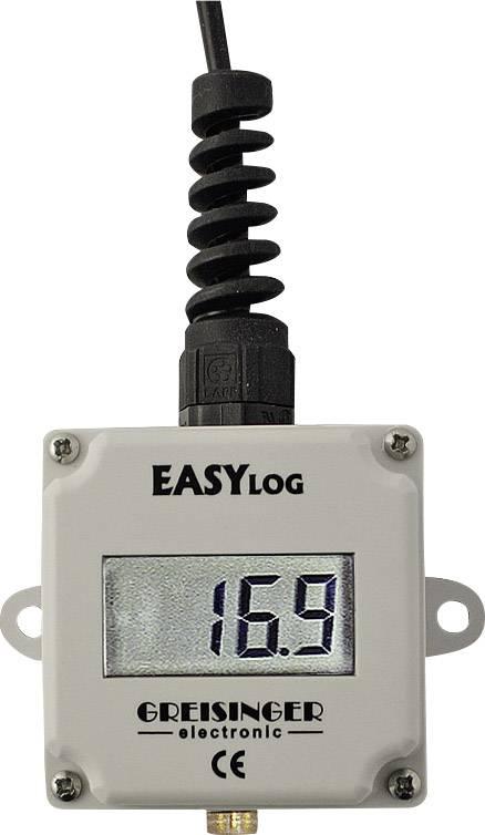 Čítač impulzov s dataloggerom Greisinger EASYLog 40IMP/S
