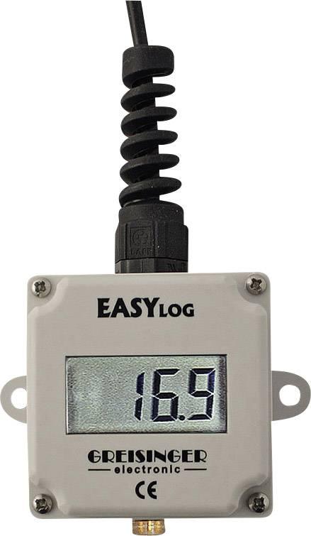 Čítač impulzů s dataloggerem Greisinger EASYLog 40IMP/S, 1999 až 9999 digit
