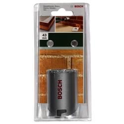 Vŕtacia korunka 43 mm Bosch Accessories 2609255621, 1 ks