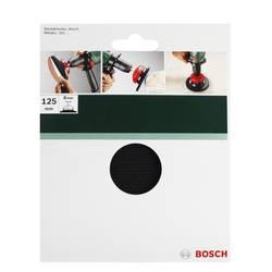 Flexibilní brusný talíř se systémem se suchým zipem D= 125; systém se suchým zipem Bosch Accessories 2609256354