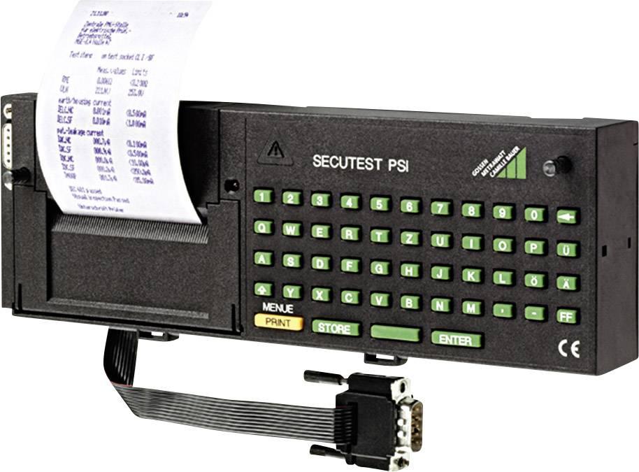 Tlačiarňový modul Gossen Metrawatt SECUTEST PSI