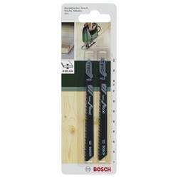 Čepel nožové pilky HCS, T 111 C Bosch Accessories 2609256716 2 ks