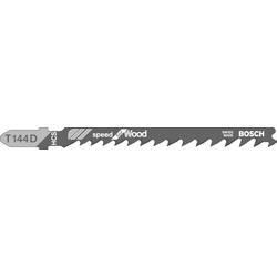 Čepel nožové pilky HCS, T 144 D Bosch Accessories 2609256718 2 ks