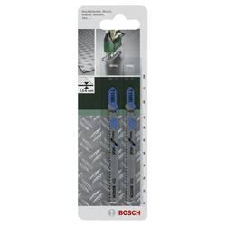 Čepel nožové pilky HSS, T 118 B Bosch Accessories 2609256730 2 ks