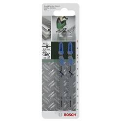 Čepel nožové pilky HSS, T 127 D Bosch Accessories 2609256736 2 ks