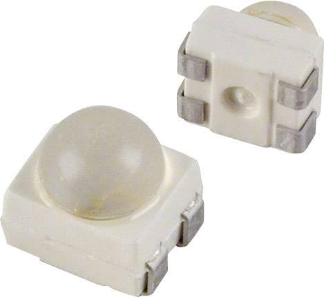 SMD LED OSRAM LA E65B-BACA-24-1-Z, 2.2 V, 50 mA, 60 °, 2675 mcd, jantarová