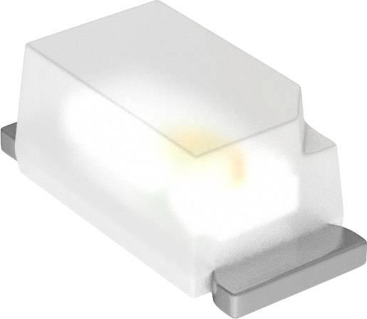 SMD LED OSRAM LA L296-Q2R2-1-Z, 2 V, 20 mA, 160 °, 135 mcd, jantarová