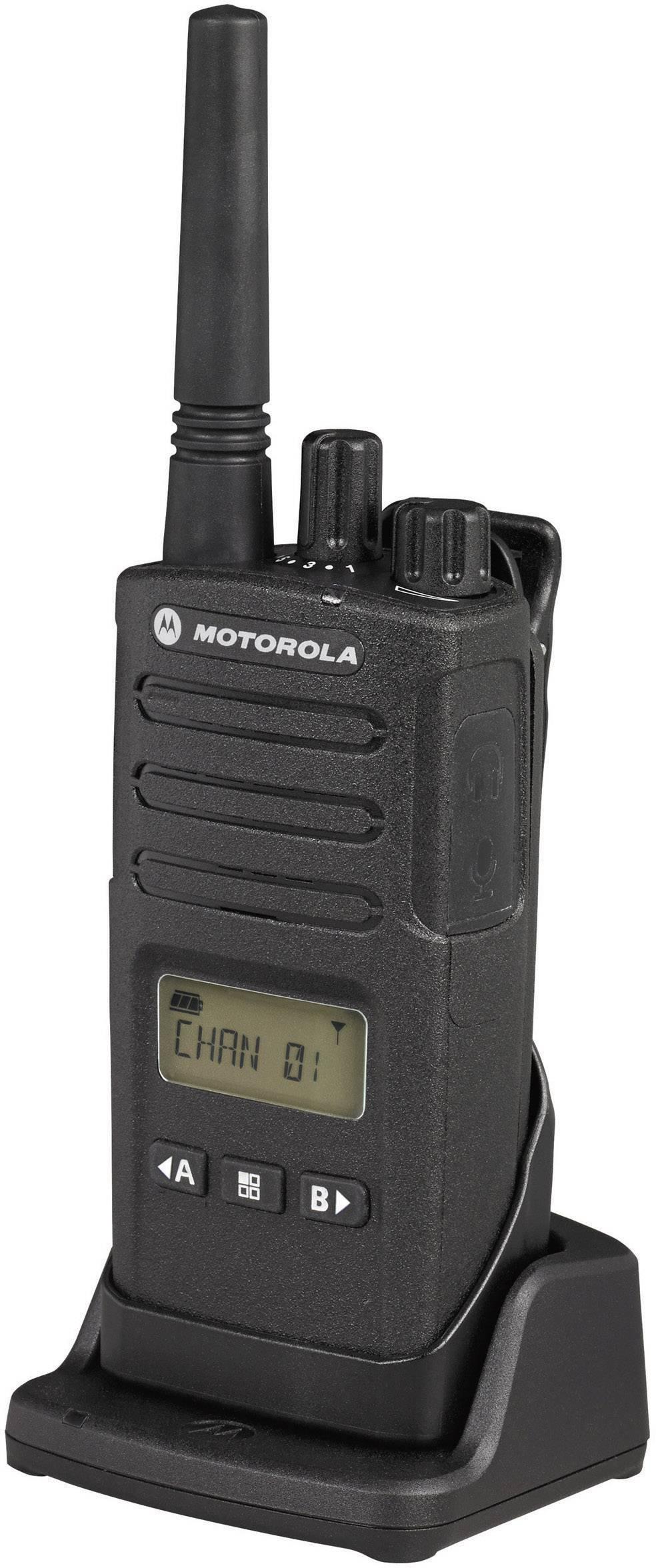 PMR rádiostanica Motorola XT 460