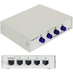 Sieťový switch Delock 87588, 4 porty, 100 Mbit/s