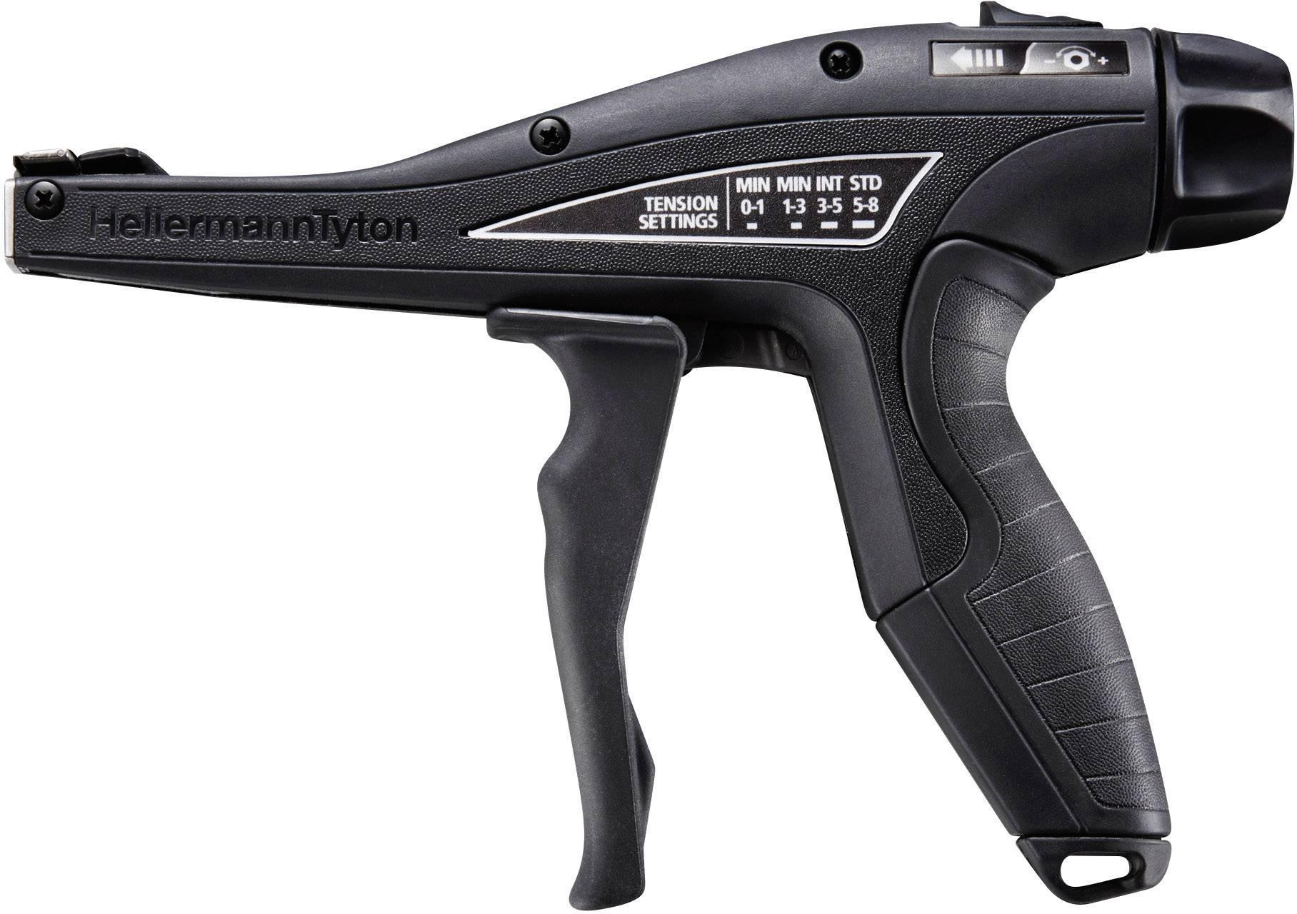 Kleště na stahovací pásky EVO7SP HellermannTyton EVO7SP 110-70130 černá