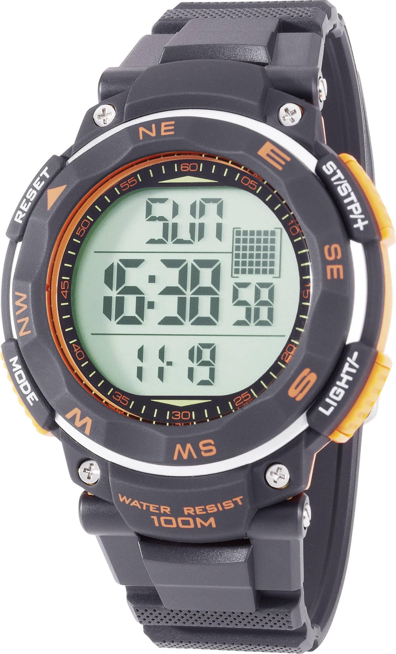 Náramkové hodinky Renkforce YP-11532-01 čierna