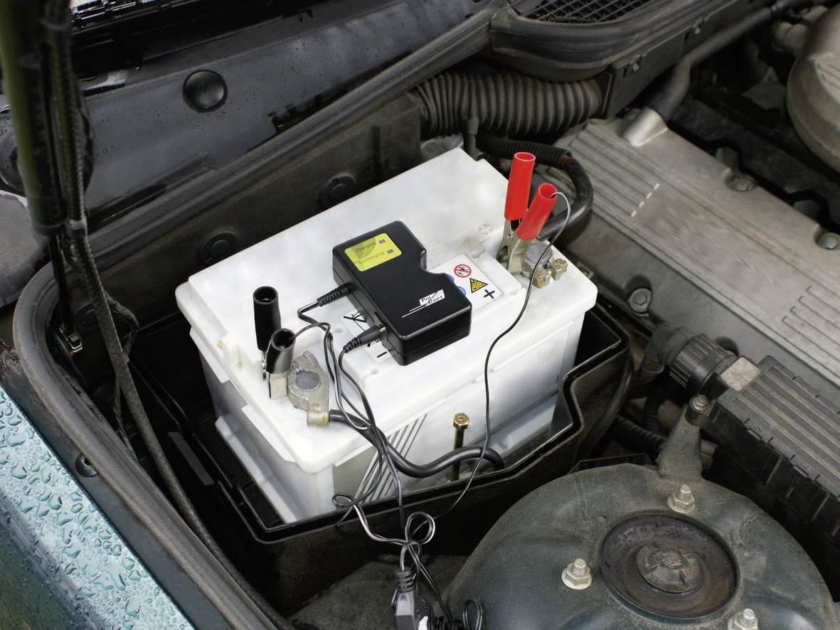 Udržiavacia nabíjačka ProUser BC300, 16510