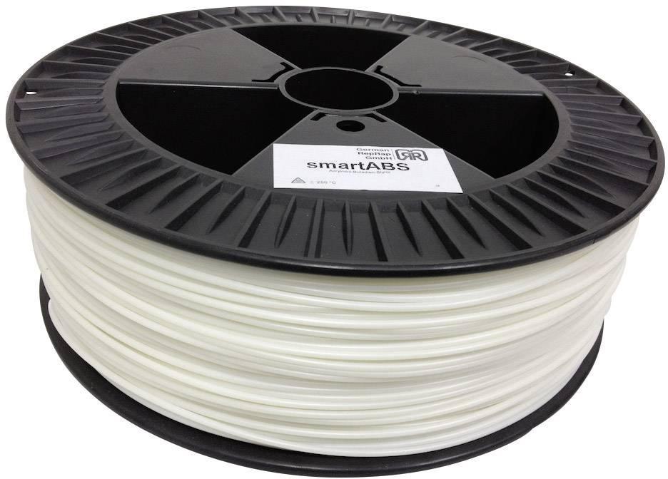 Vlákno pre 3Dtlačiarne, German RepRap 100244, ABS plast , 3 mm, 2.2 kg, prírodná